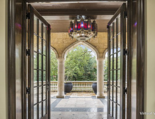 Take A Peak Inside This Burr Ridge Palace