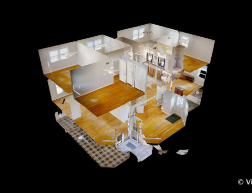 Virtual Open House with Matterport 3D