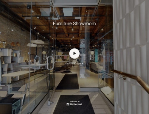 3D Tour For Retail Showroom