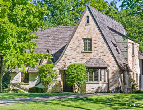 Historic Downers Grove, IL Patton Home