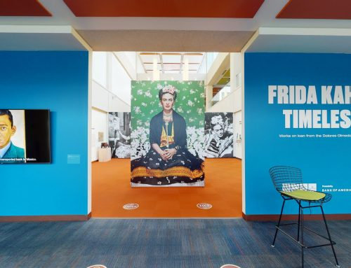 Frida Kahlo Exhibit At The Cleve Carney Museum Of Art